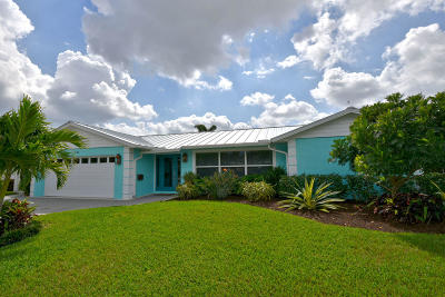 North Palm Beach Single Family Home For Sale: 716 Jacana Way
