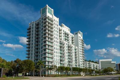 West Palm Beach Condo For Sale: 300 S Australian Avenue #802