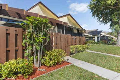 Delray Beach Single Family Home For Sale: 14121 Nesting Way #C