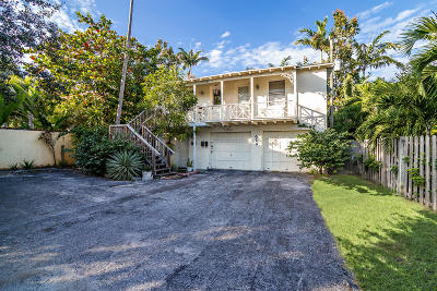 West Palm Beach Single Family Home For Sale: 619 Biscayne Drive #E
