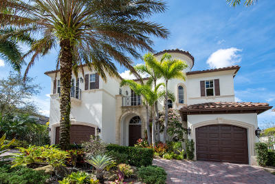 Boca Raton Single Family Home For Sale: 17831 Cadena Drive