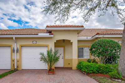 West Palm Beach Single Family Home For Sale: 2376 Windjammer Way