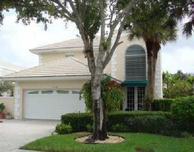 Boca Raton Single Family Home For Sale: 7724 Travelers Tree Drive