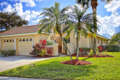 Palm City Single Family Home For Sale: 3903 SW Whispering Sound Drive