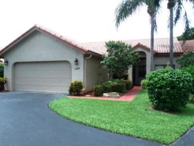 Boca Raton Single Family Home For Sale: 23289 Water Circle