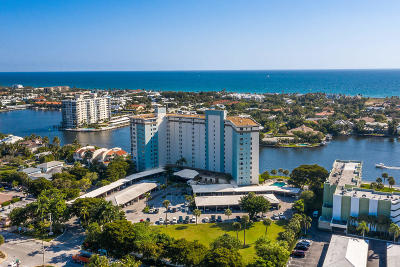 Delray Beach Condo For Sale: 555 SE 6th Avenue #Ph-A