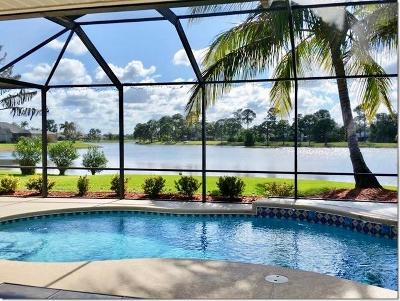 Port Saint Lucie Single Family Home For Sale: 139 SW Fernleaf Trail