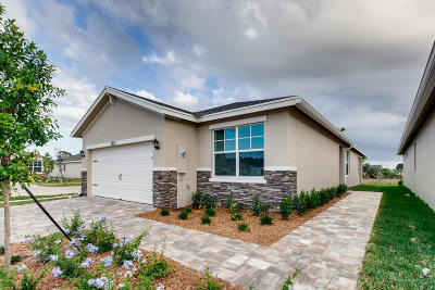 Hobe Sound Single Family Home For Sale: 7221 SE SEbona Court