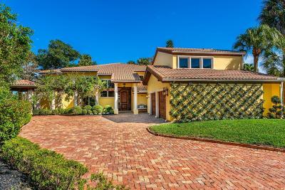 Boca Raton Single Family Home For Sale: 6541 Timber Lane