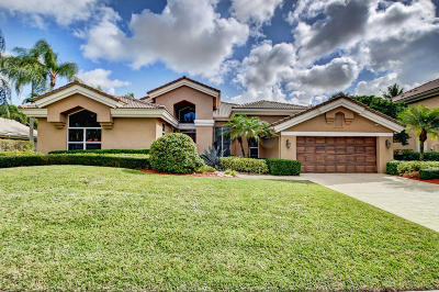 Boca Raton Single Family Home For Sale: 6062 NW 30th Way