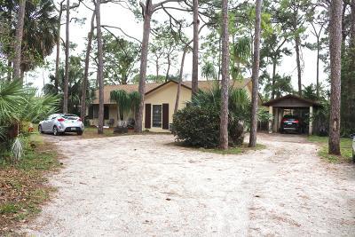 Greenacres Single Family Home Contingent: 5906 Melaleuca Lane