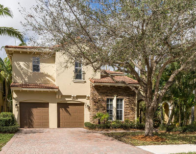 Palm Beach Gardens Single Family Home For Sale: 962 Mill Creek Drive