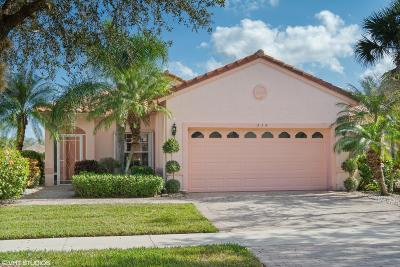 Port Saint Lucie Single Family Home For Sale: 319 NW Alana Avenue