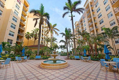 West Palm Beach Condo For Sale: 1801 Flagler Drive #428