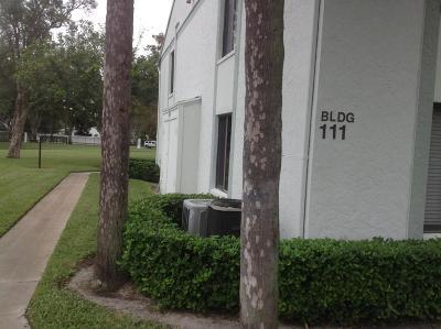 West Palm Beach Condo For Sale: 3744 Savoy Lane #F2