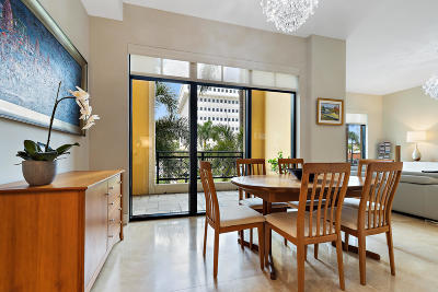 Boca Raton Condo For Sale: 200 E Palmetto Park Road #Th-11