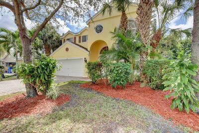 Royal Palm Beach Single Family Home For Sale: 315 Berenger Walk