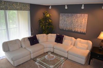 Delray Beach Condo For Sale: 5100 Las Verdes Circle #301