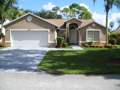 Coconut Creek Single Family Home For Sale: 7330 NW 44th Lane