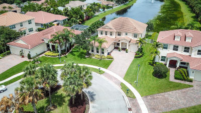 Royal Palm Beach Single Family Home For Sale: 9482 Madewood Court