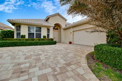 Lake Worth Single Family Home For Sale: 5443 Fountains Drive S