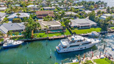 Singer Island Single Family Home For Sale: 1060 Grand Bahama Lane