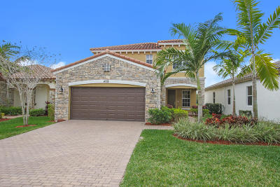 Lake Worth Single Family Home For Sale: 4778 Capital Drive