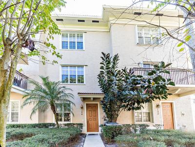 Jupiter FL Townhouse For Sale: $319,999