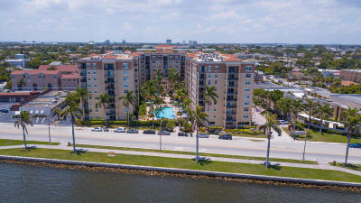 West Palm Beach Condo For Sale: 1805 Flagler Drive #304