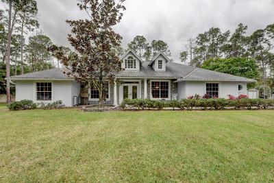 Loxahatchee Single Family Home For Sale: 17148 86 Street