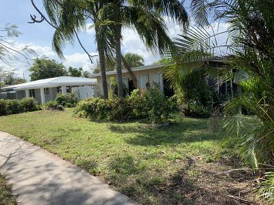 Boca Raton Single Family Home For Sale: 4669 NW 2nd Terrace