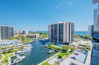 Highland Beach Rental For Rent: 4750 S Ocean Boulevard #909