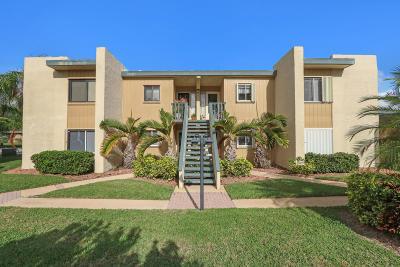 Jensen Beach Condo Contingent: 1510 NE 12th Terrace #16