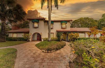 Boca Raton Single Family Home For Sale: 6697 North Grande Drive