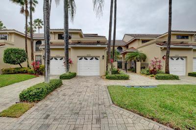 Boca Raton Condo For Sale: 6683 Montego Bay Boulevard #D