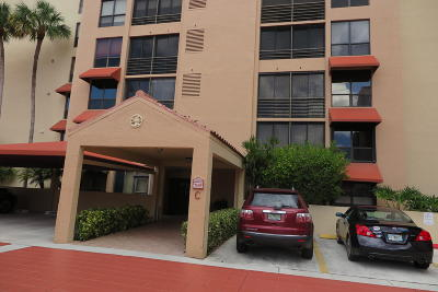 Boca Raton Condo For Sale: 7145 Promenade Drive #701
