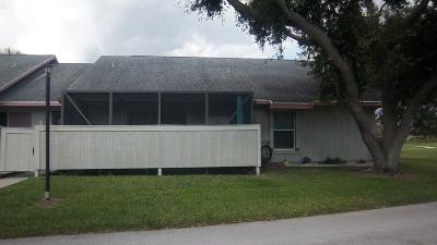 Jensen Beach Single Family Home Contingent: 3914 NW Cinnamon Tree Circle