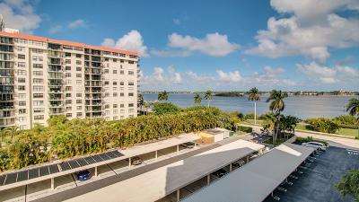 West Palm Beach Condo For Sale: 3901 S Flagler Drive #606