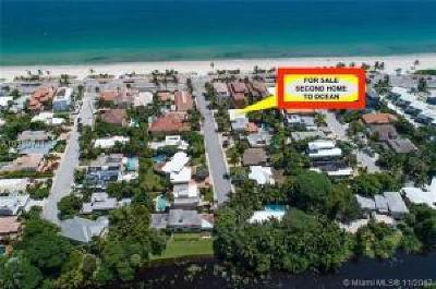 Fort Lauderdale FL Rental For Rent: $2,900