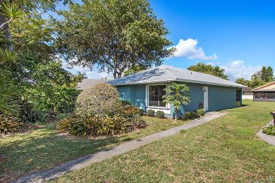 West Palm Beach Single Family Home For Sale: 1470 Summit Run Circle