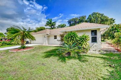 Delray Beach Single Family Home For Sale: 14942 Sand Pebble Lane
