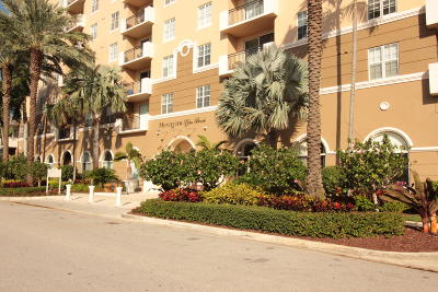 West Palm Beach Condo For Sale: 616 Clearwater Park Road #803