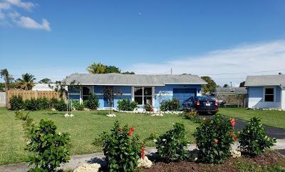 Boca Raton Single Family Home For Sale: 22196 SW 64th Terrace