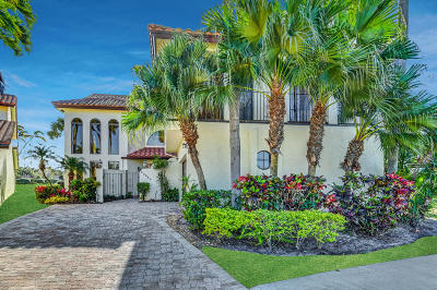 Boca Raton Single Family Home For Sale: 22552 W Esplanada Circle
