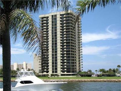 North Palm Beach Condo For Sale: 115 Lakeshore Drive #1546