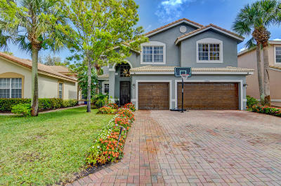 Single Family Home For Sale: 12253 Colony Preserve Drive