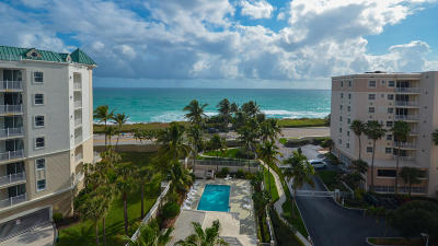 Jupiter Condo For Sale: 1660 S Highway A1a #162