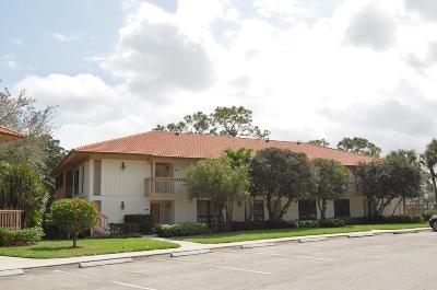 Palm Beach Gardens Condo For Sale: 354 Brackenwood Circle #354