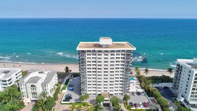 Ocean Reef Towers Rental For Rent: 2066 Ocean Boulevard #2nw