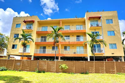 Miami Condo For Sale: 2536 NW 24th Street #3d